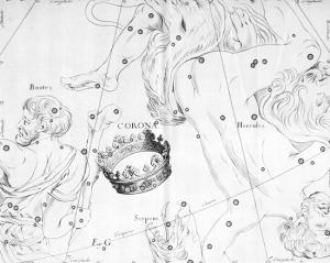 Кое-что о созвездии Северной Короны (Corona Borealis)
