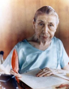 Мира Альфасса (Мать)