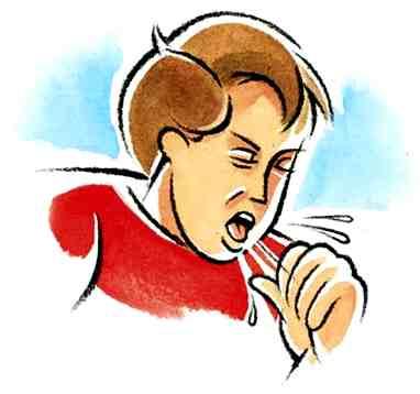 Насморк кашель одышка температура