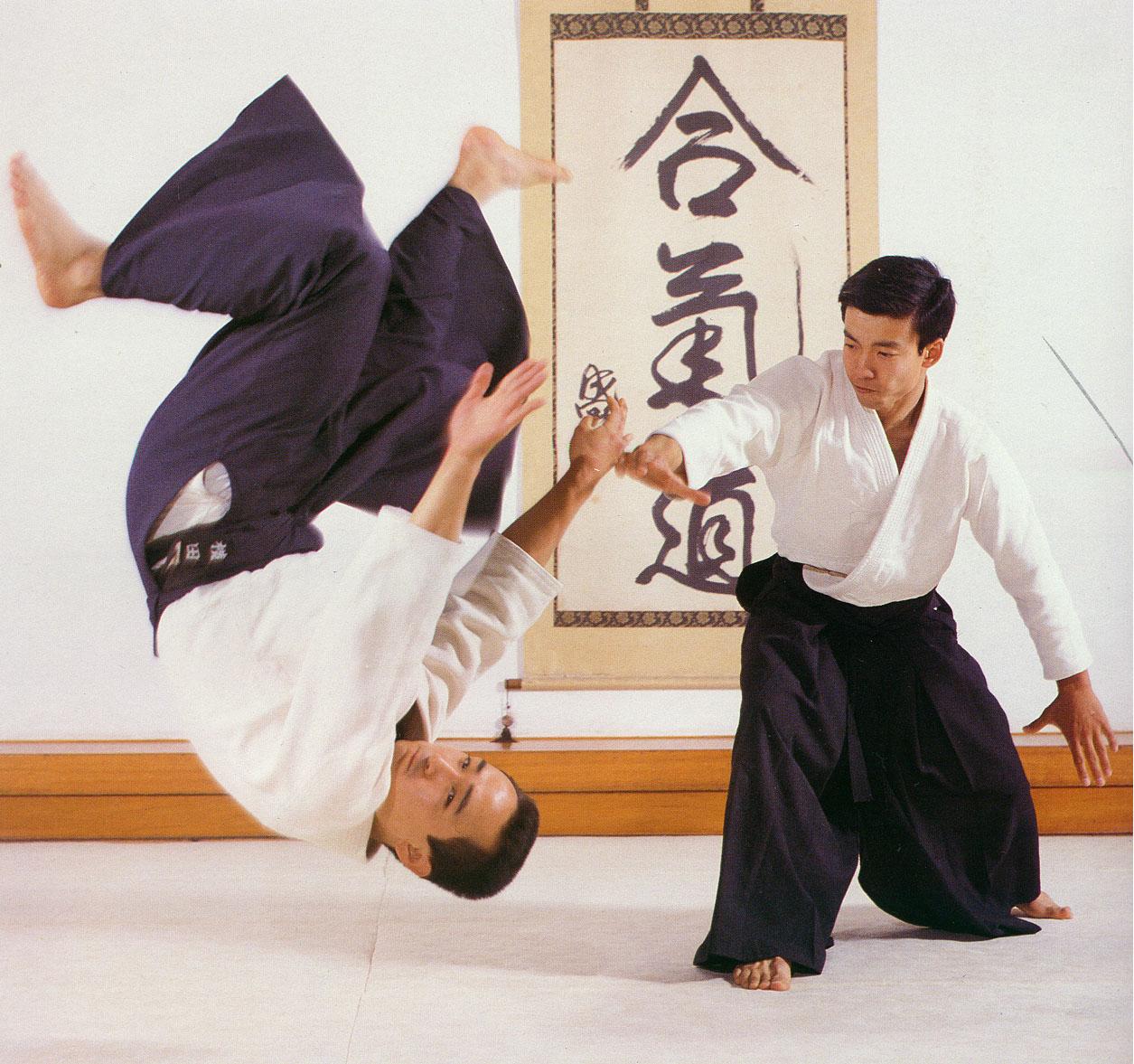 айкидо тренировки однаму