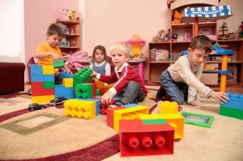 Адаптация детей к детскому саду