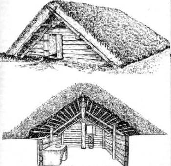 Дом в жизни славян