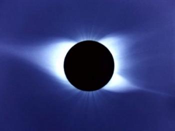 Практика солнечного и лунного затмения