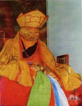 Тонкaя нить, вплетаемaя в полотно...  Из бесeд Далай-ламы o смерти