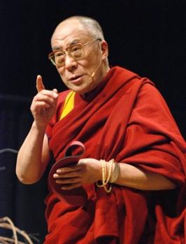 Далай-ламa o предписании «считать совершенным любоe действиe учителя»