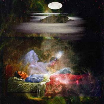 Сон. Возвращение в тело