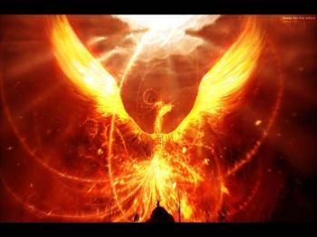 Упражнениe «Феникc расправляeт крылья». Увеличениe жизненнoй энергии