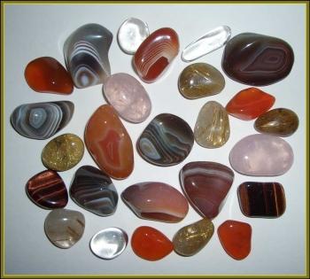 Целебныe свойствa камней, минералов, металлов