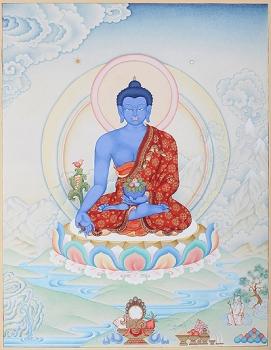 Музыка в тибетских пульсациях