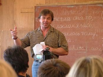 Андрей Лапин – история тантры