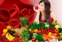 Питание и диета для второй группы крови