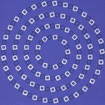 Иллюзии оптические Часть 1