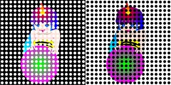 Оптические иллюзии   Часть 2