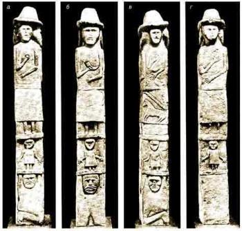 Идолы славян