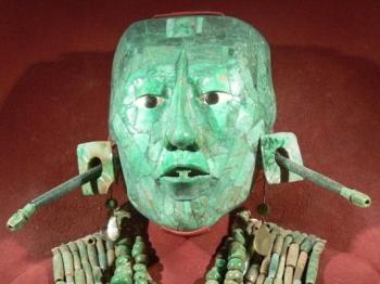 Паленке - древний город майя