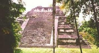 Тикаль - древний город майя
