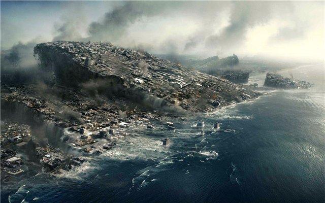Варианты развития событий и последствий конца света . В картинках