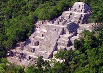 Калакмуль - древний город майя