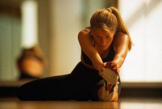 16 упражнений на растяжку