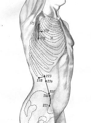 Иглоукалывание для увеличения груди