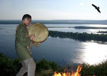 Шаманские ритуалы: огня, дождя,  приглашения духов. Освящение Стихиями