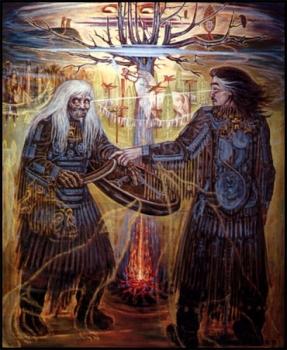 Посвящение в шаманы у разных народов Сибири. Часть 1