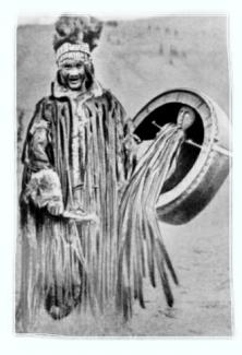 Похищение и возвращение души в шаманизме