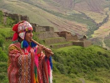 Северо- и южноамериканский шаманизм