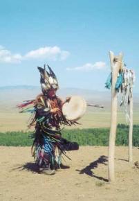 Шаманизм в средней и северной азии. Часть 4