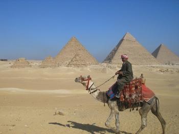 Тайны пирамид - земные и внеземные
