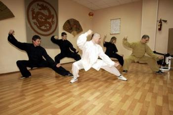Овладение телом и освоение манеры держаться (Тайцзи цюань)