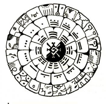 Календарь древних майя. Часть 2