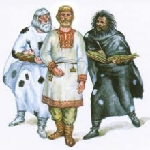 Славянские союзы племен