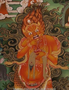 Кьябдже Сонг Ринпоче. Комментарии на практику чод