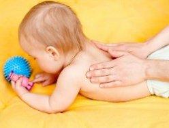 Остеопатические показания для новорождённых и детей младшего возраста.