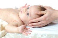 Остеопатия при «неправильной» форме головы у детей.