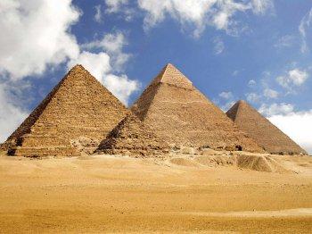 Тайны Египетских пирамид. Часть 1
