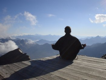 Простая исцеляющая медитация