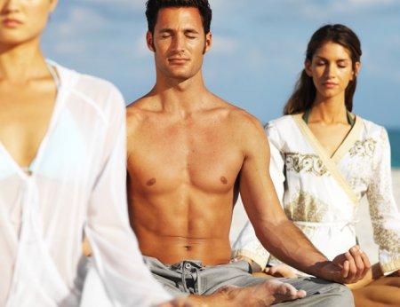 Медитативная прогулка для уменьшения стресса