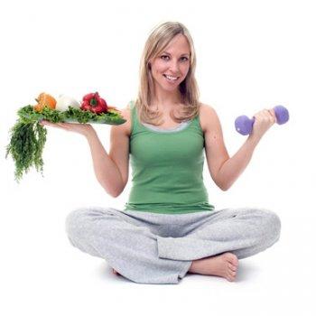 Питание перед выполнением физических упражнений